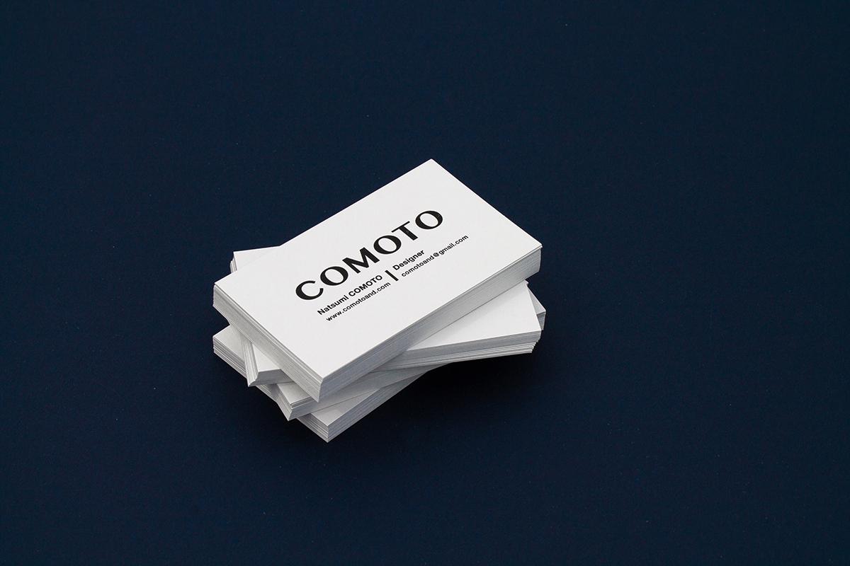 Business Card of COMOTO