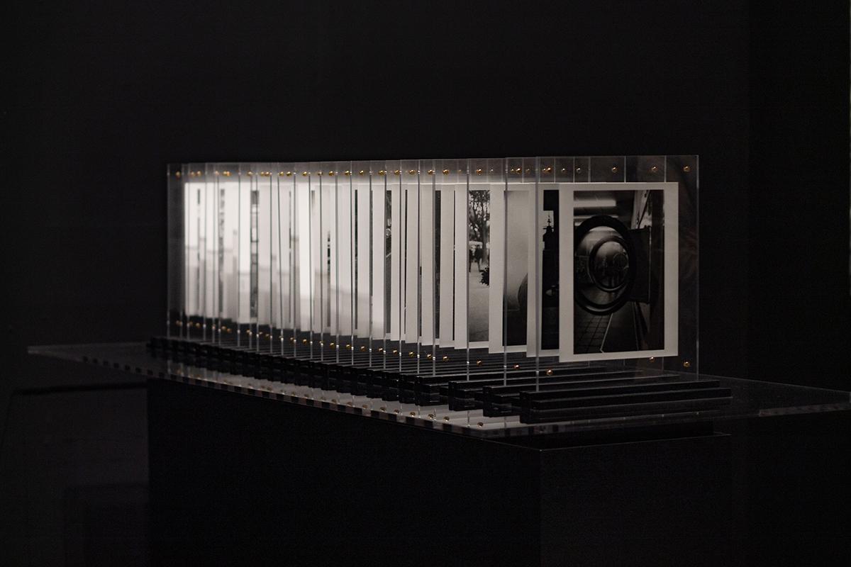 Hiroki YAMAGUCHI's display furniture
